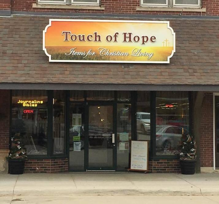Touch of Hope in Sheldon, Iowa
