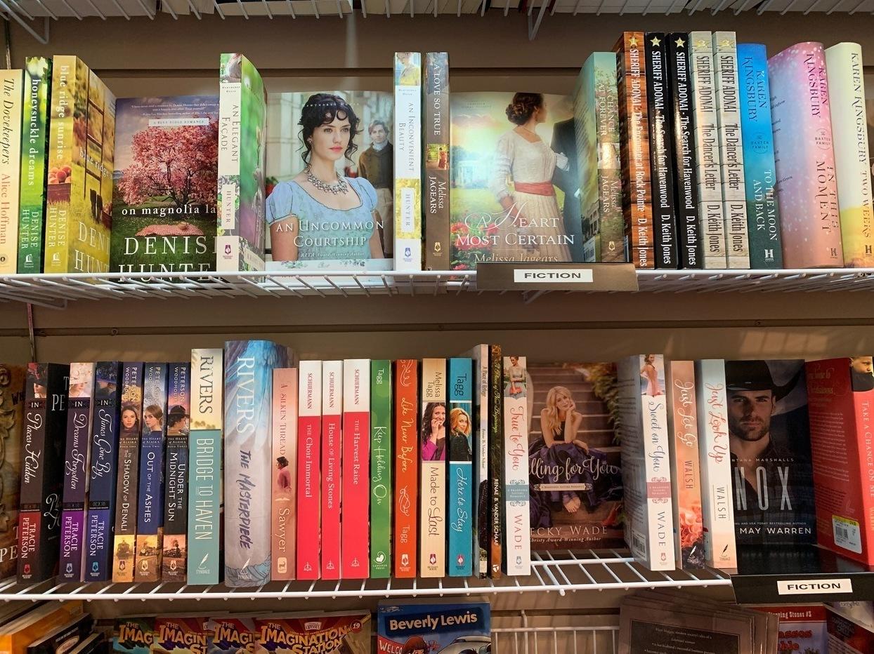 Christian Books in Sheldon, Iowa