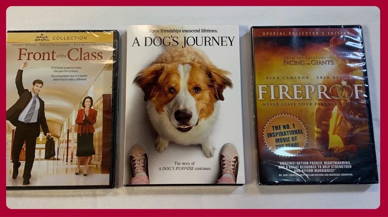 Christian DVDs in Sheldon, Iowa