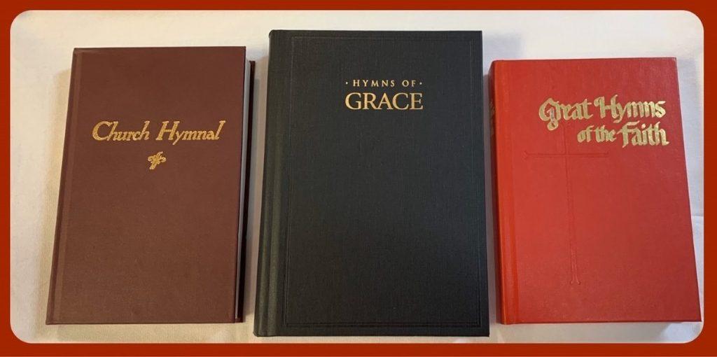 Hymnals in Sheldon, Iowa