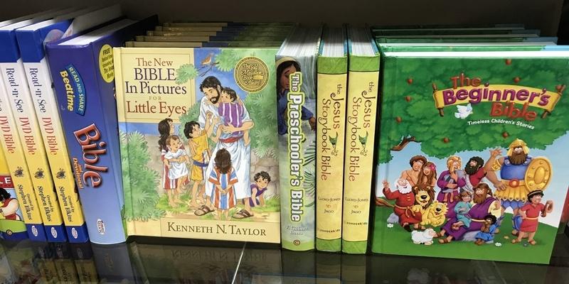 Bibles for Kids in Sheldon, Iowa
