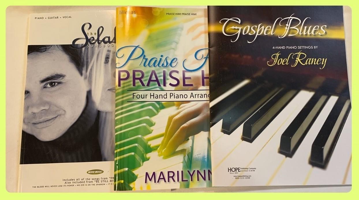 Christian Music Books in Sheldon, Iowa