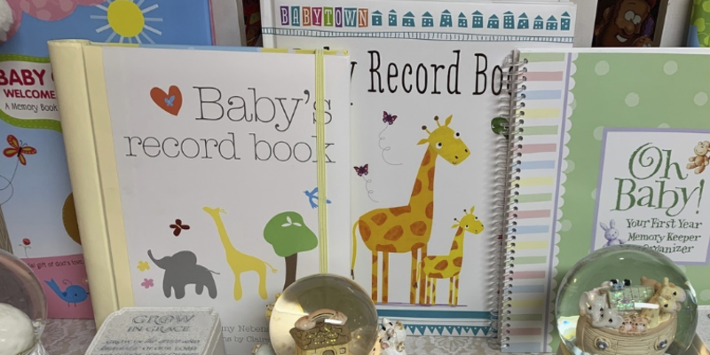 Christian Baby Gifts in Sheldon, Iowa