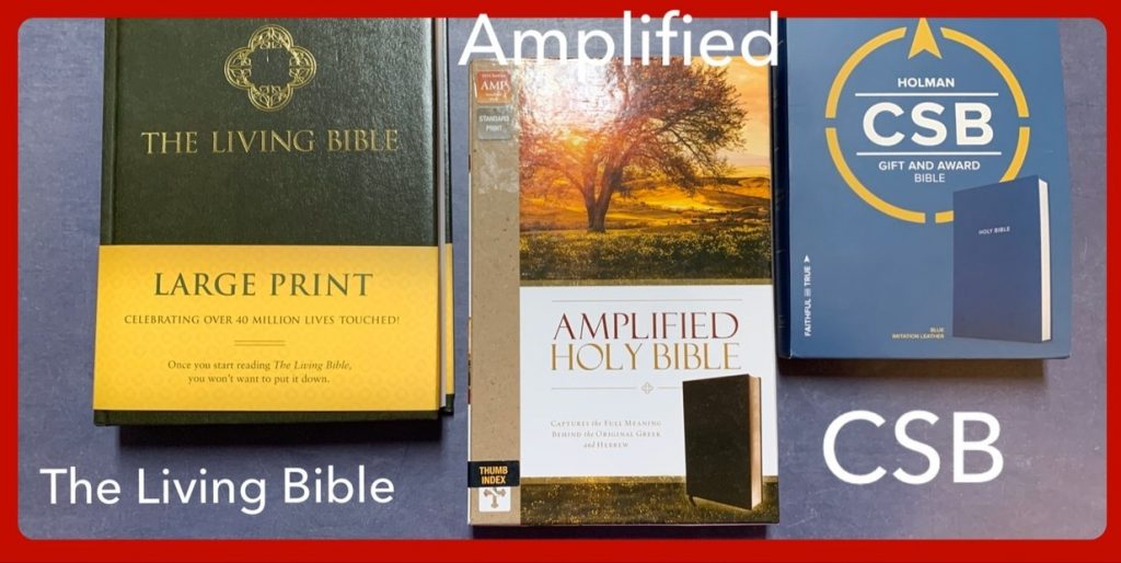 Bibles in Sheldon, Iowa