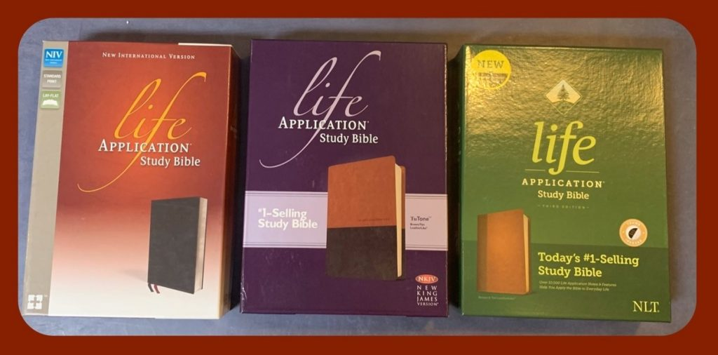 Study Bibles in Sheldon, Iowa