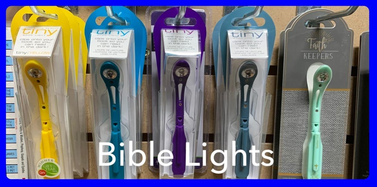 Bible Lights in Sheldon, Iowa