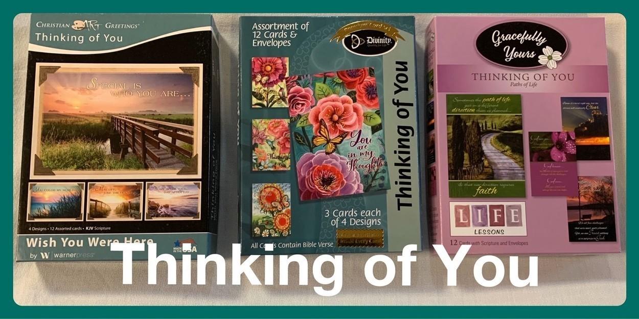 Christian Thinking of You Cards in Sheldon, Iowa