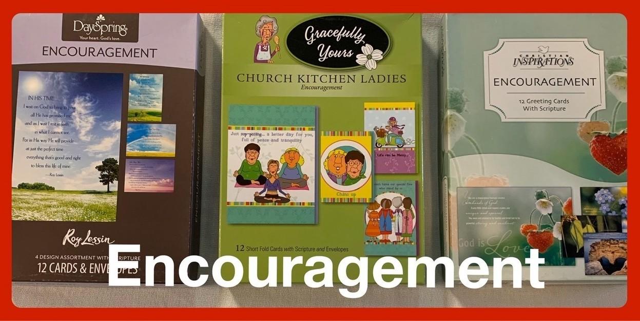Christian Encouragement Cards in Sheldon, Iowa