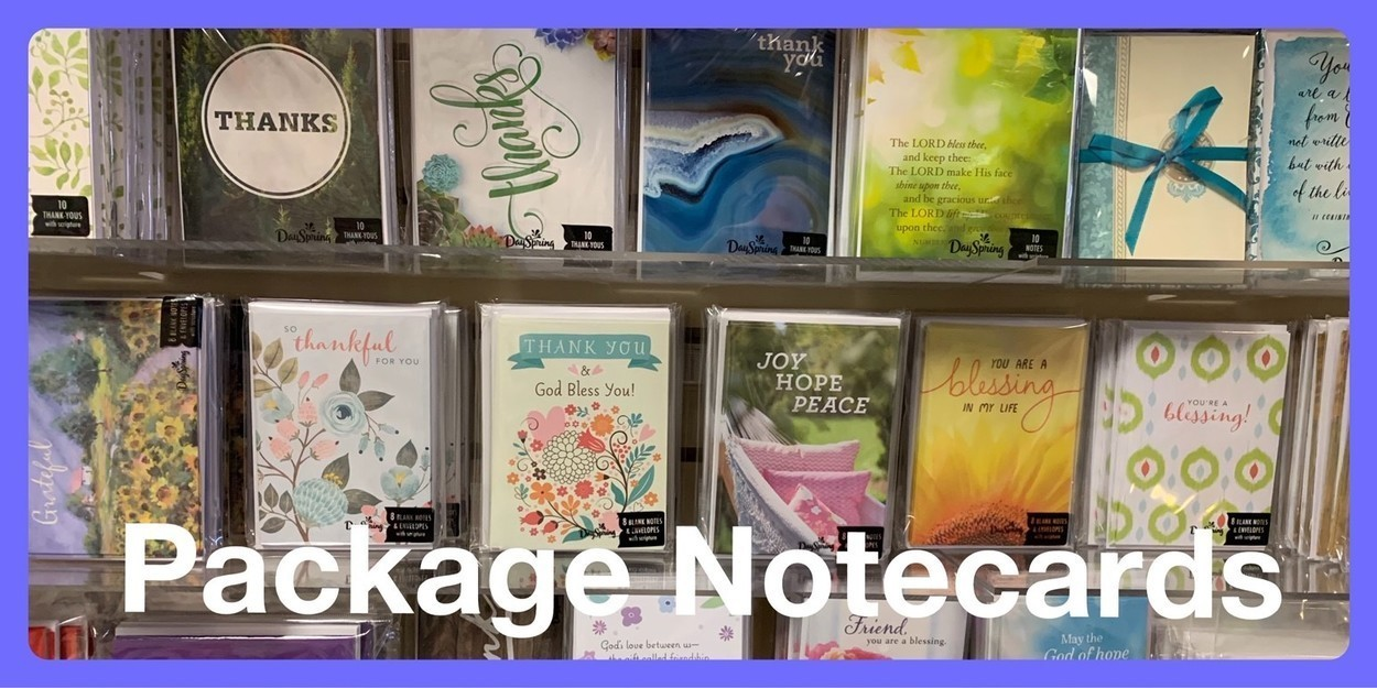 Christian Note Cards in Sheldon, Iowa
