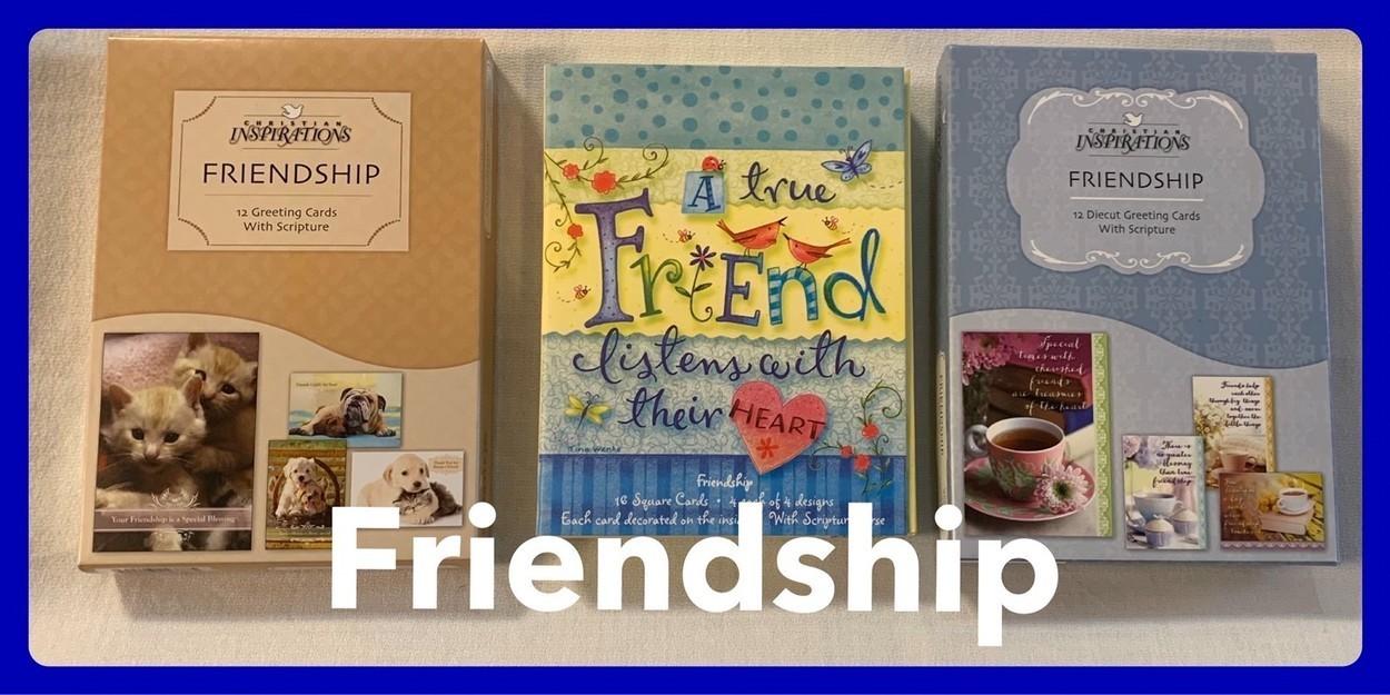 Christian Friendship Cards in Sheldon, Iowa