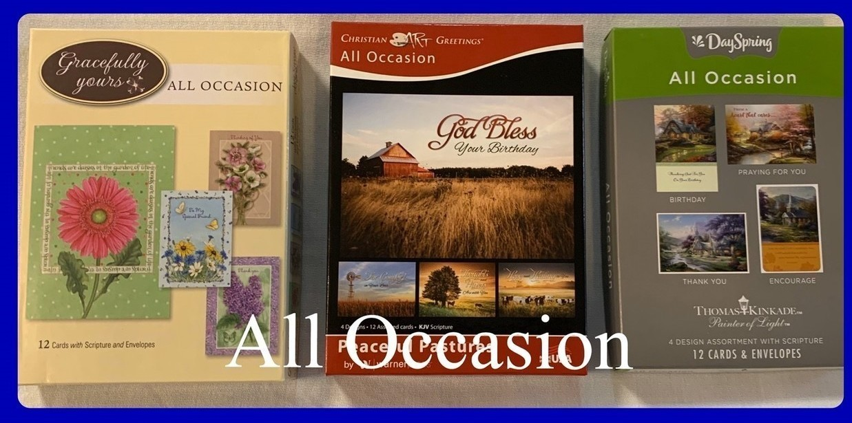 Christian All Occasion Cards in Sheldon, Iowa