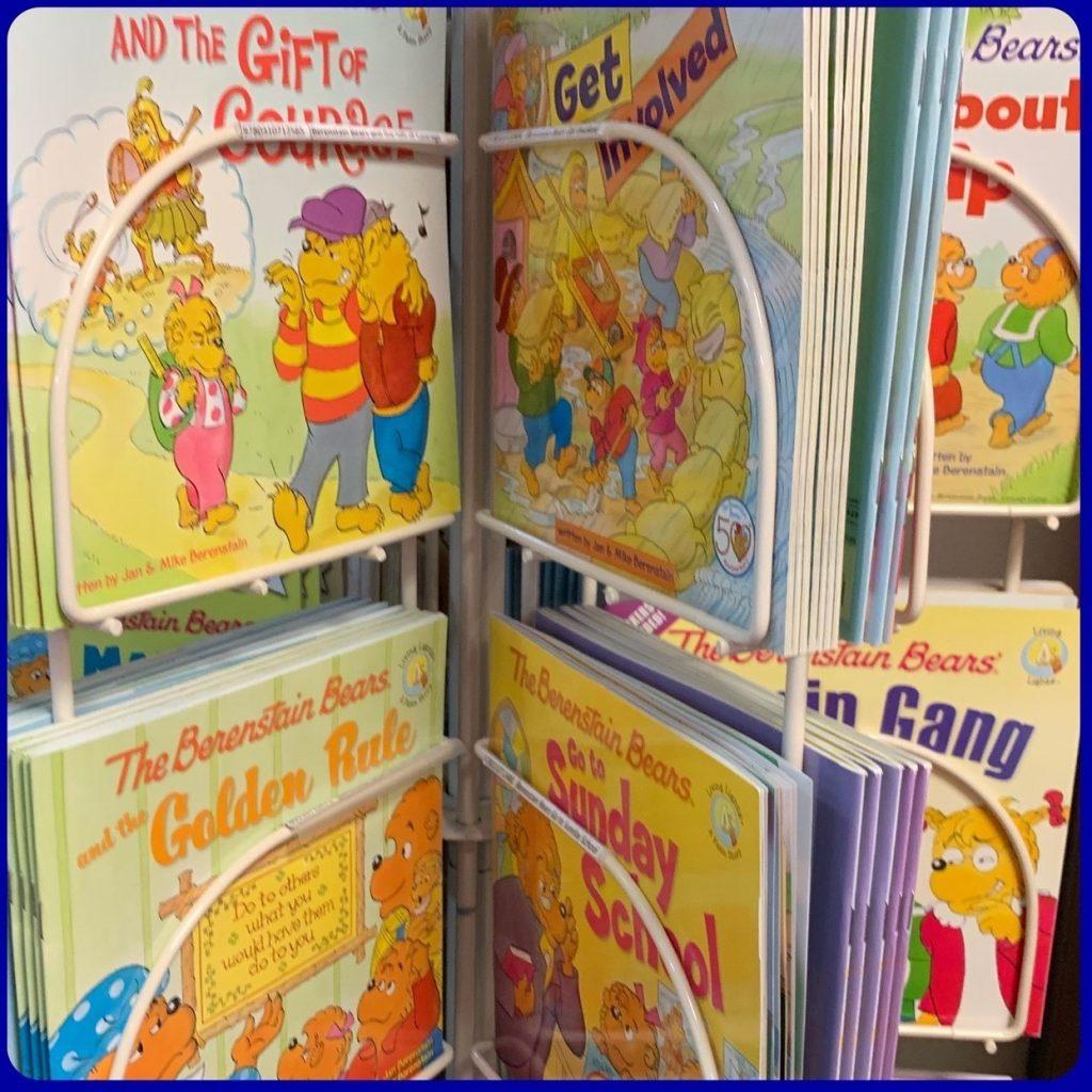 Kids Books in Sheldon, Iowa