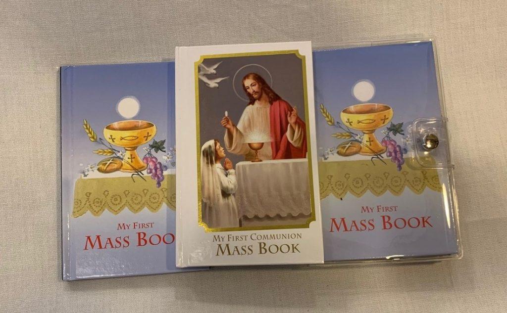 First Communion Gifts in Sheldon, Iowa