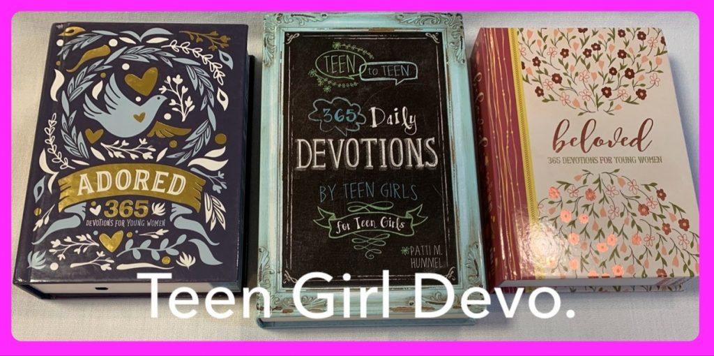 Devotionals for Teens in Sheldon, Iowa