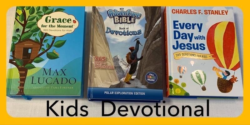 Devotions for Kids in Sheldon, Iowa