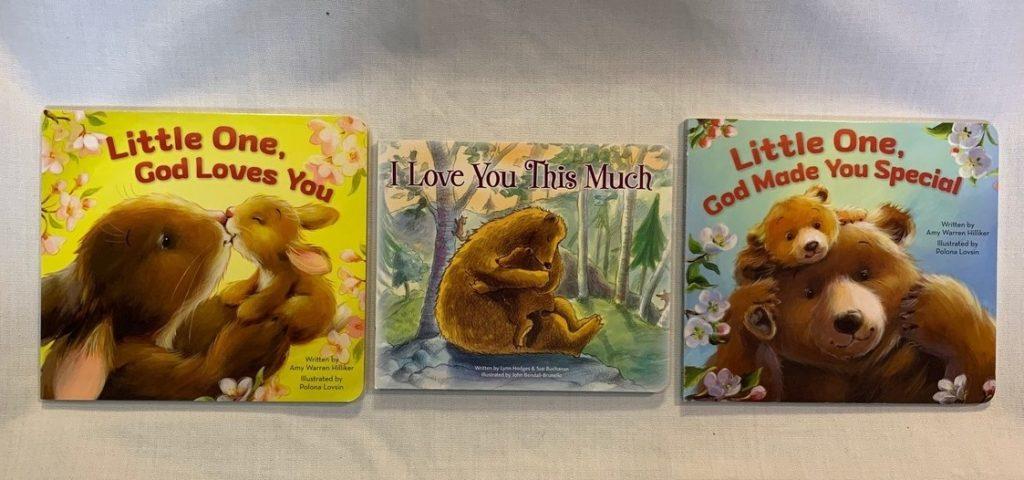 Christian Kids Books in Sheldon, Iowa