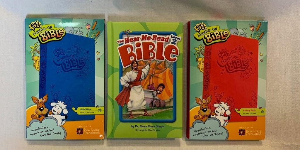Study Bibles for Kids in Sheldon, Iowa