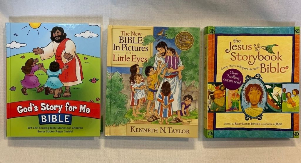Story Bibles for Kids in Sheldon, Iowa