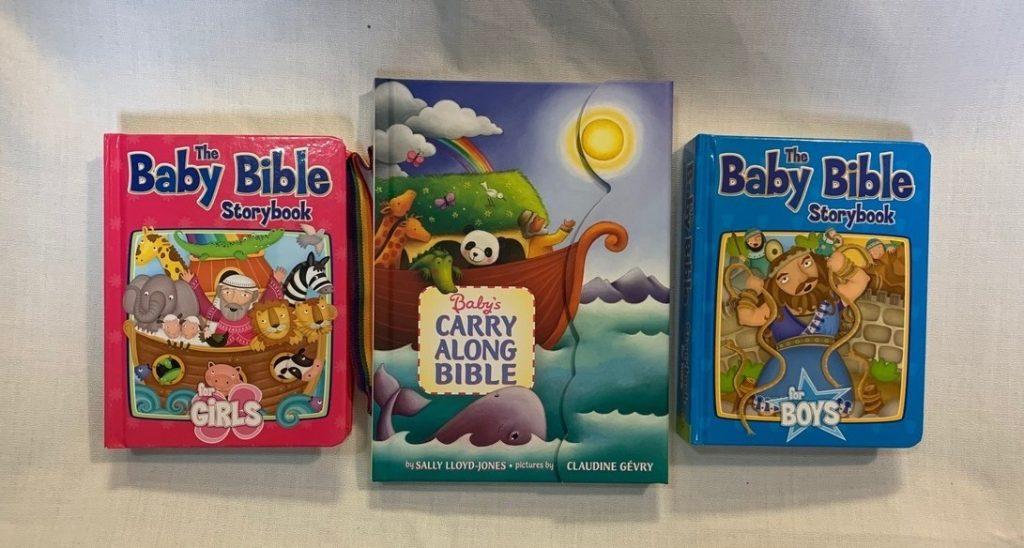 Story Bibles for Babies in Sheldon, Iowa