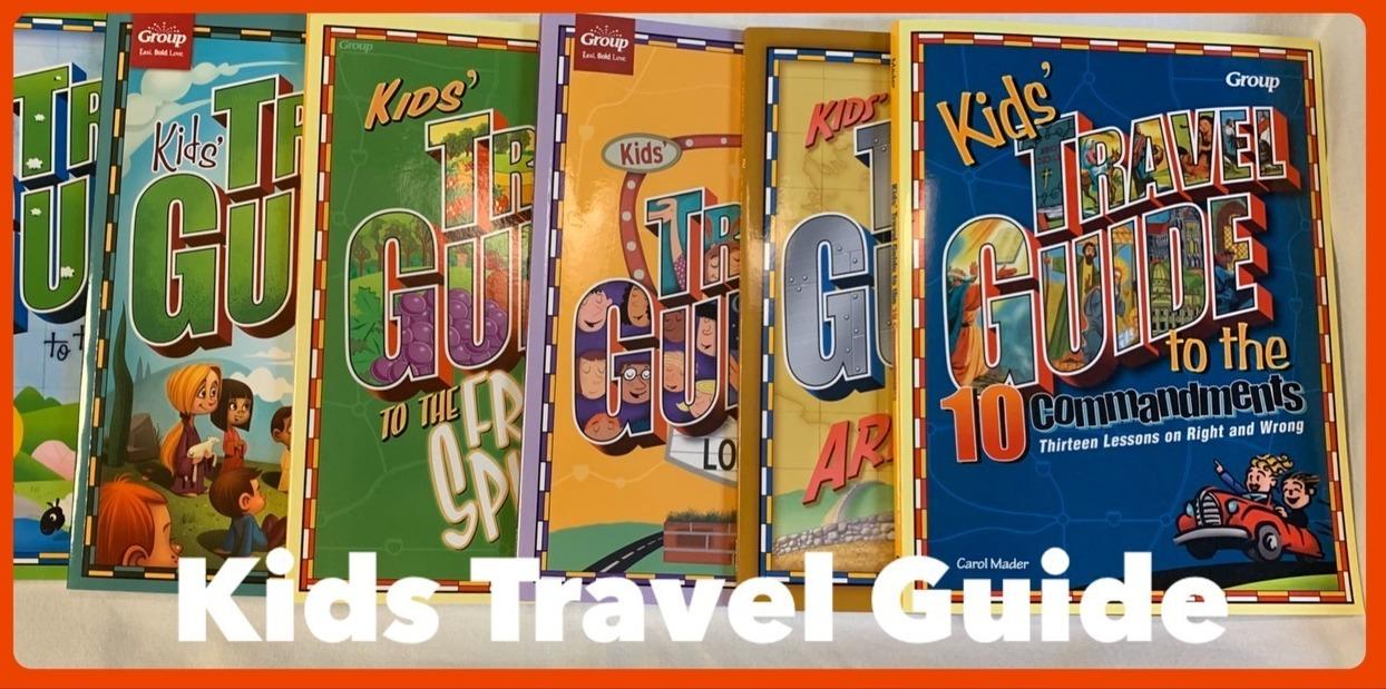 Christian Travel Guides for Kids in Sheldon, Iowa