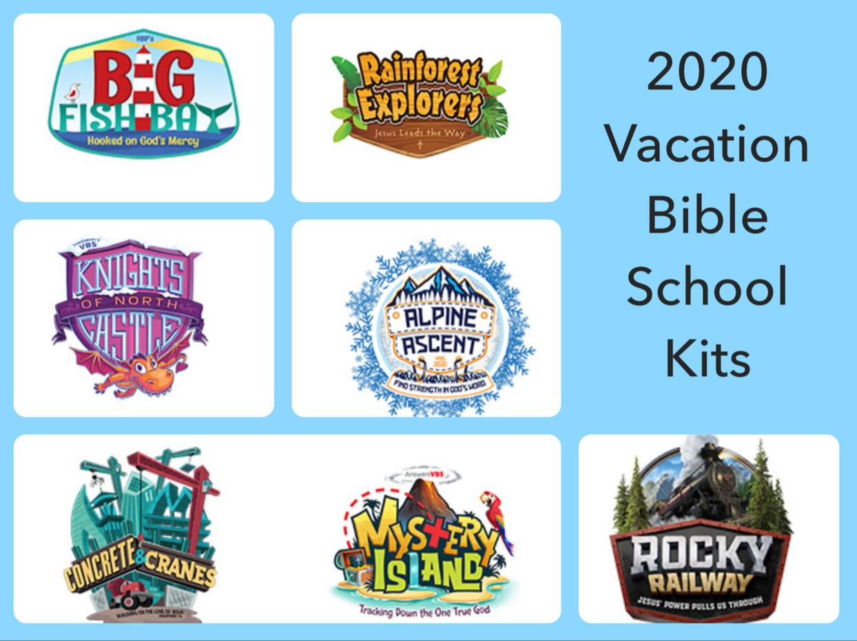 Vacation Bible School Kits in Sheldon, Iowa