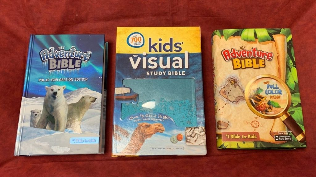 Adventure Bibles for Kids in Sheldon, Iowa