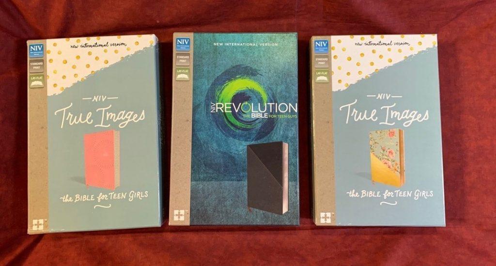 Study Bibles for Teens in Sheldon, Iowa